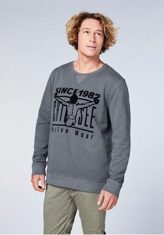Chiemsee Sweatshirt »CHIEMSEE Sweatshirt für Herren« kaufen
