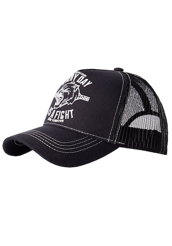 KingKerosin Trucker Cap »Every day is a fight« kaufen