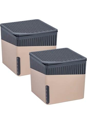 WENKO Luftentfeuchter »Cube Grau« kaufen