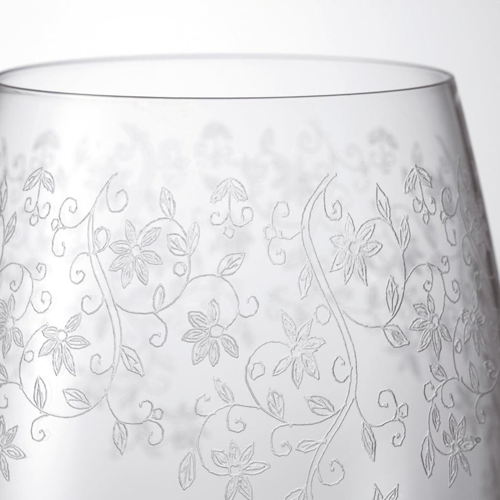 LEONARDO Weinglas »Chateau«, (Set, 6 tlg.), 410 ml, Teqton-Qualität, 6-teilig