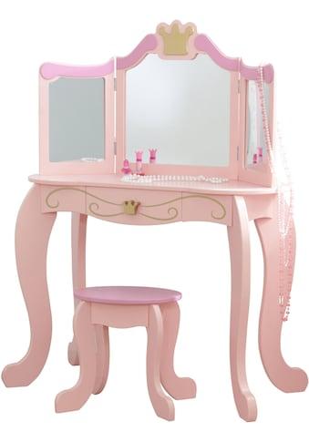 KidKraft® Schminktisch, mit Stuhl kaufen