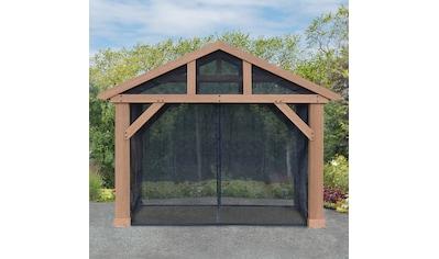 WESTMANN Pavillonseitenteile, für Holzpavillon »Yukon 14x12« kaufen