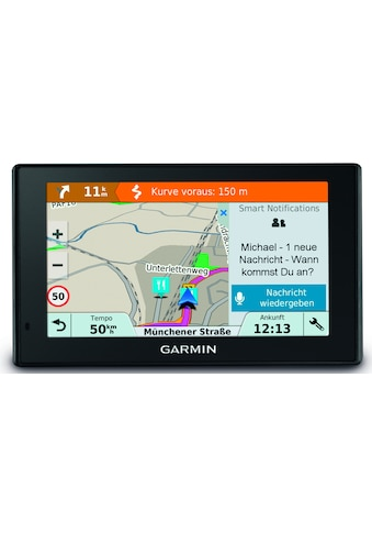 Garmin Navigationsgerät »DRIVE Smart 51 LMT-D EU«, (Europa (46 Länder), Navigationsgerät kaufen