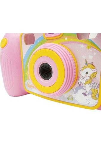 Easypix »Kiddypix Mystery« Kinderkamera (Blende F2.6, fester Fokus, f=3.56mm, 5 MP) kaufen