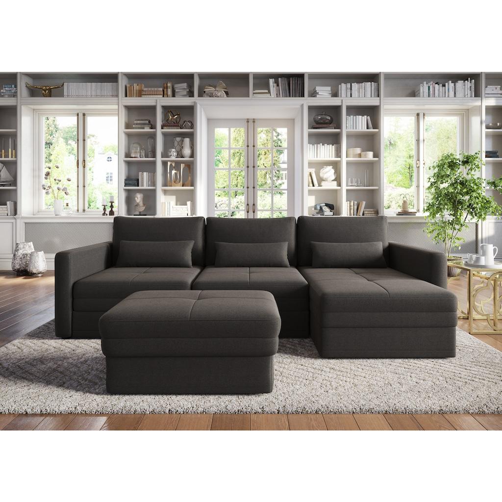 sit&more Sofakissen, 3-teiliges-Set