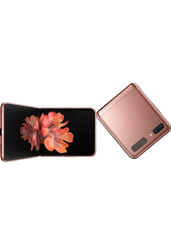 """Samsung Smartphone »Galaxy Z Flip 5G«, (17,01 cm/6,7 """", 256 GB, 12 MP Kamera), 3 Jahre... kaufen"""