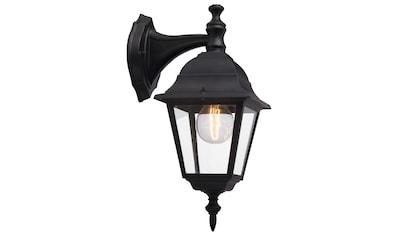 Brilliant Leuchten Newport Außenwandleuchte hängend schwarz kaufen