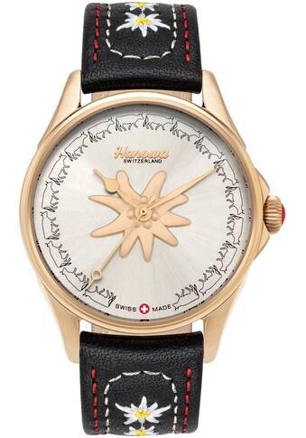 Hanowa Schweizer Uhr »EDELWEISS, 16-6096.09.001.07« kaufen
