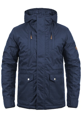 Solid Kurzjacke »Bellippo«, warme Jacke mit Stehkragen kaufen