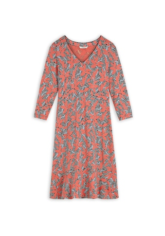 Sandwich Kleid mit farbenfrohem Print kaufen