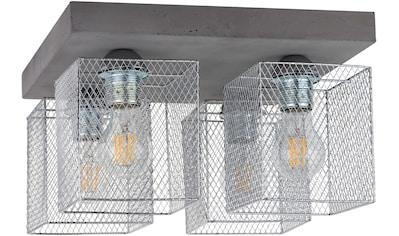 SPOT Light,Deckenleuchte»GITTAN«, kaufen
