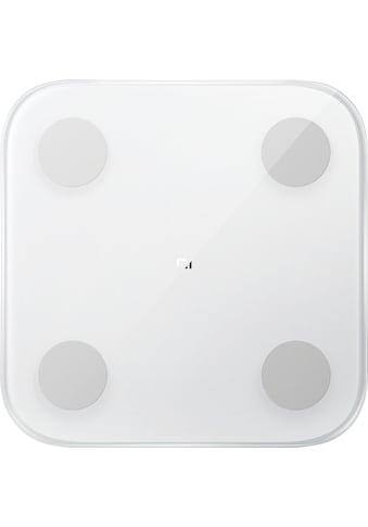 Xiaomi Personenwaage »Mi Body Composition Scale 2« kaufen