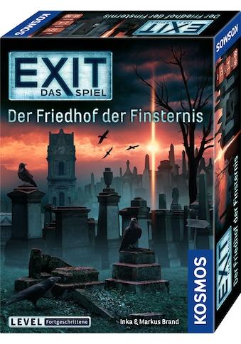 """Kosmos Spiel, """"EXIT  -  Der Friedhof der Finsternis"""" kaufen"""