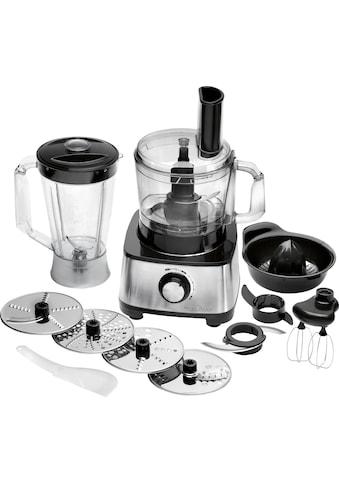 ProfiCook Kompakt-Küchenmaschine »PC-KM 1063«, 1200 W, 1,25 l Schüssel kaufen