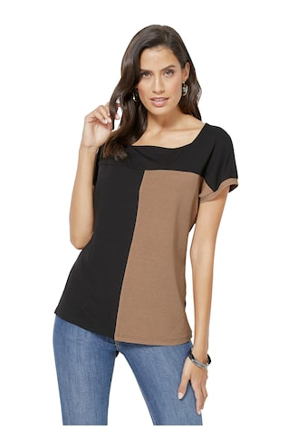 Classic Inspirationen Shirt im Colourblocking kaufen