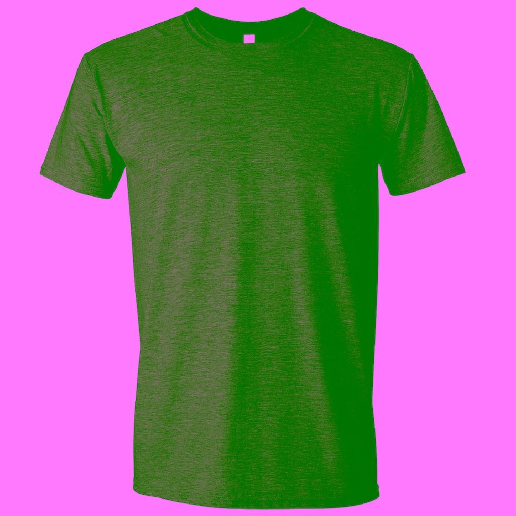 Gildan T-Shirt »Soft-Style Herren, Kurzarm, Rundhalsausschnitt«