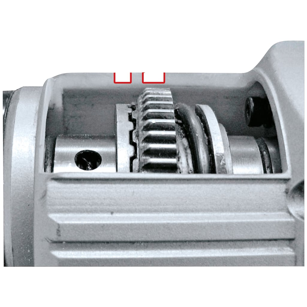Einhell Bohrhammer »TC-RH 800 4F«, (2 tlg.)