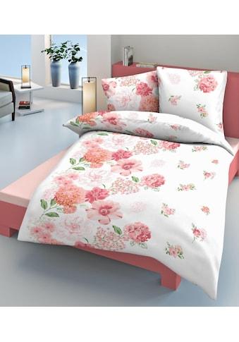 Renforcé - Bettwäsche »Rose« (2tlg.) kaufen