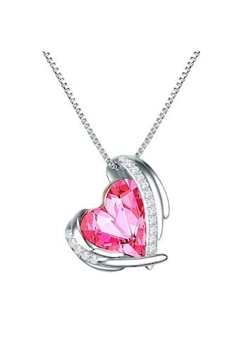 Rafaela Donata Herzkette »RD323«, (1 tlg.), aus Sterling Silber kaufen