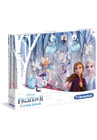 Clementoni® Experimentierkasten »Frozen 2 - Magische Schmuckkristalle«, Made in Europe kaufen