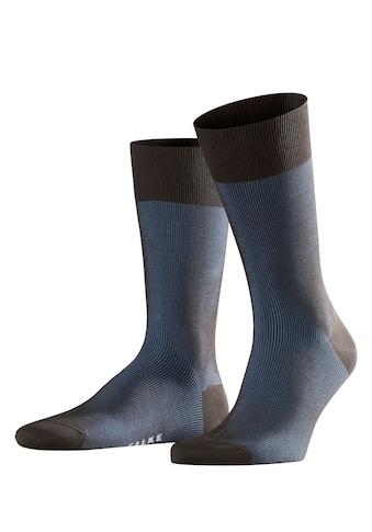 FALKE Socken »Fine Shadow«, (1 Paar), mit feiner Rippstruktur kaufen