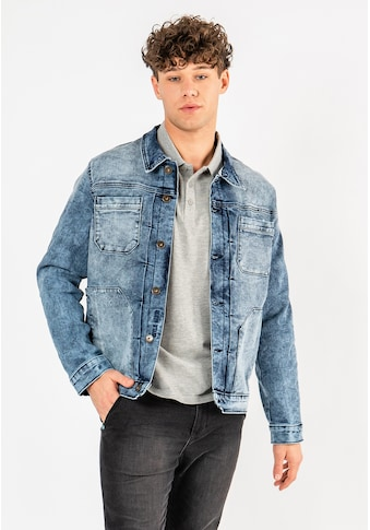 SUBLEVEL Jeansjacke, mit Taschen kaufen
