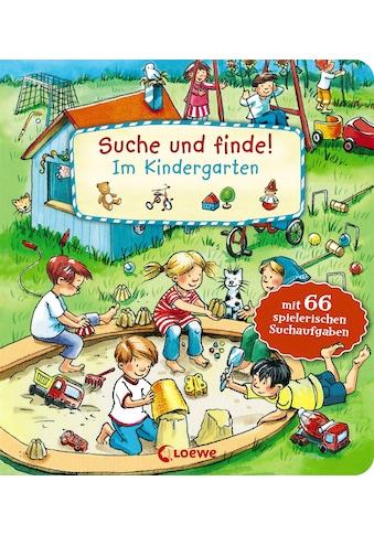 Buch »Suche und finde! - Im Kindergarten / Joachim Krause, Lila L. Leiber« kaufen