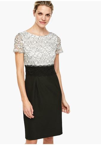 s.Oliver BLACK LABEL Kleid kaufen