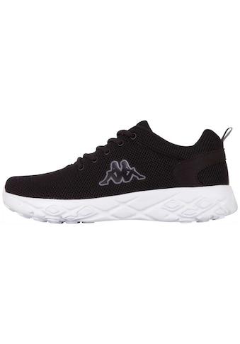 Kappa Sneaker »CLIFFIN KNT«, besonders leicht und bequem kaufen