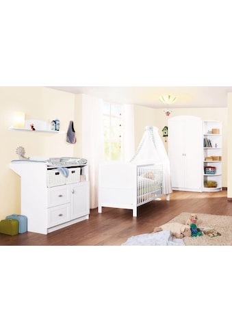 Pinolino® Babyzimmer - Komplettset »Laura« (Set, 3 - tlg) kaufen