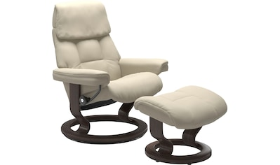 Stressless® Relaxsessel »Ruby«, mit Classic Base, Größe S, Gestell Eiche, Wenge, Braun... kaufen