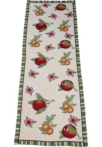 SPRÜGEL Tischläufer »Citrus Selection«, (1 St.), Gobelin kaufen
