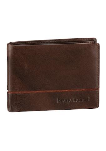Bruno Banani Geldbörse, mit schöner Logo Prägung kaufen