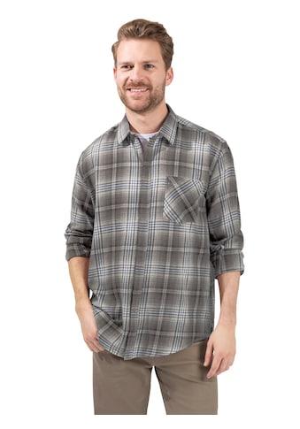Marco Donati Langarm - Hemd aus reiner Baumwolle kaufen
