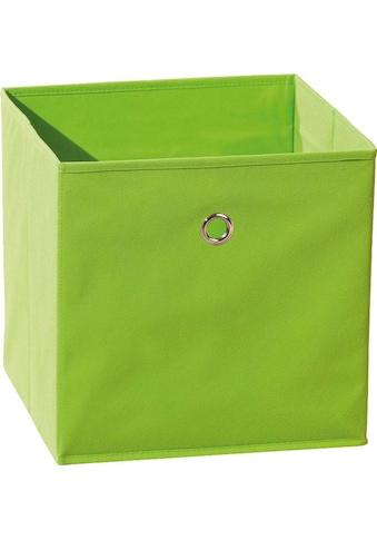 INOSIGN Faltbox »Winny Grün«, 4er Set kaufen