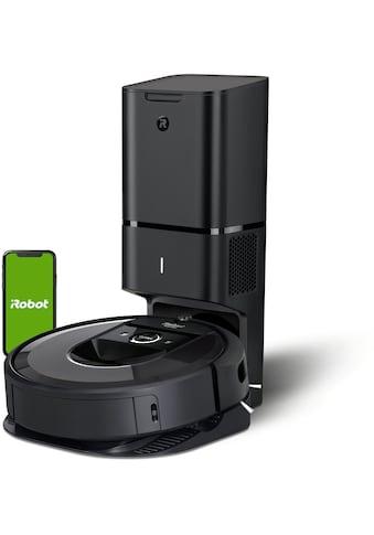 iRobot Saugroboter »Roomba i7+ (i7558+)«, mit automatischer Absaugstation kaufen