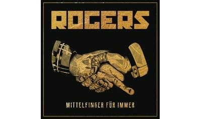Musik-CD »Mittelfinger für immer / Rogers« kaufen