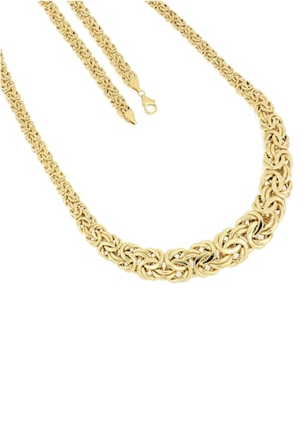 Firetti Goldkette »Edle Königskettengliederung, 7,5 mm - 17 mm breit im Verlauf,... kaufen