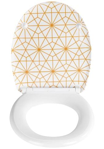 WENKO WC-Sitz »Chara«, mit Softclose, aus Duroplast kaufen