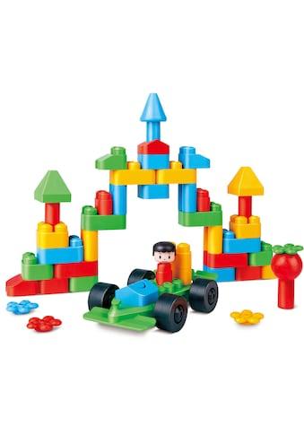PolyM Konstruktions-Spielset »Kreative Stadt«, (50 St.) kaufen