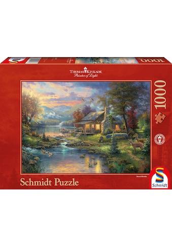 "Schmidt Spiele Puzzle ""Im Naturparadies"" kaufen"