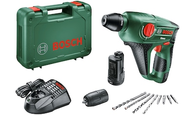 BOSCH Bohrhammer »Uneo«, (Set), inkl. 2 Akkus, Ladegerät kaufen