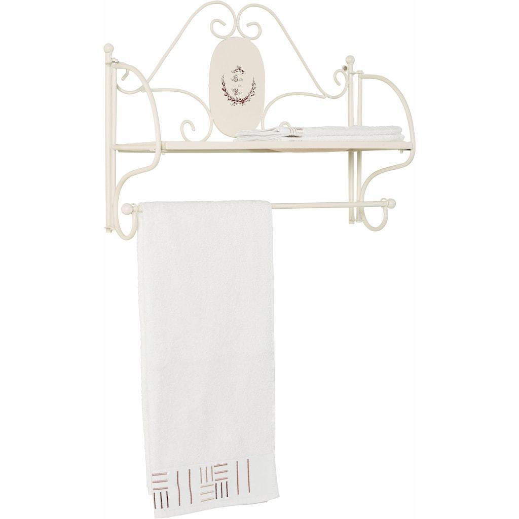 Ambiente Haus Handtuchhalter, 55 cm