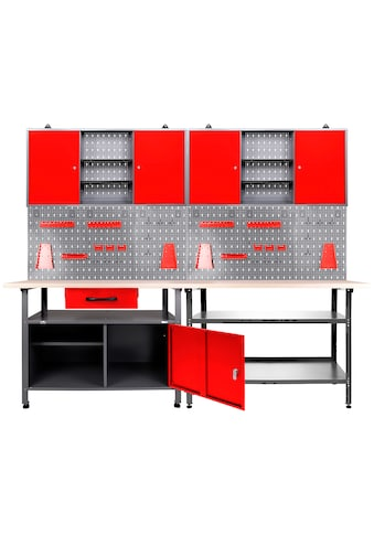ONDIS24 Werkstatt - Set »Nobbi & Klaus«, 240 cm kaufen