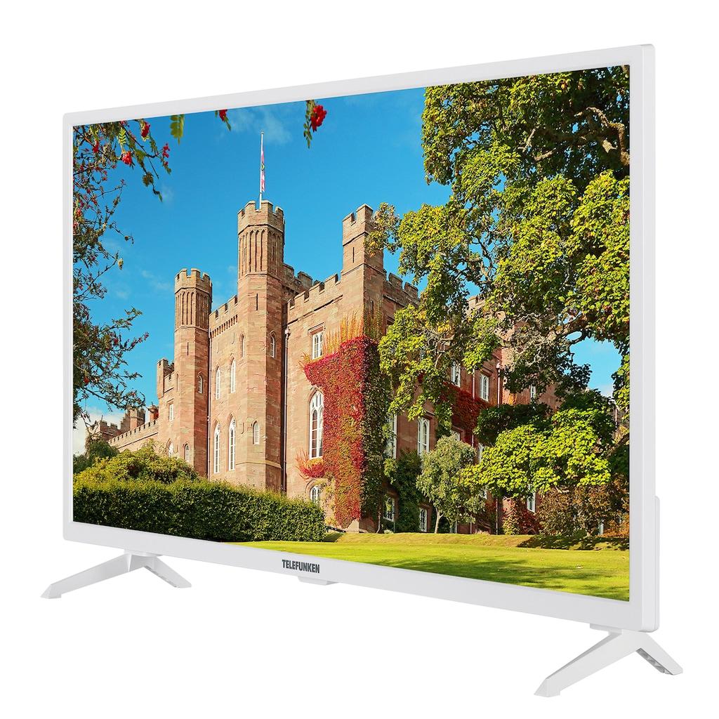 "Telefunken LED-Fernseher »XF32J519D-W«, 80 cm/32 "", Full HD, Smart-TV"
