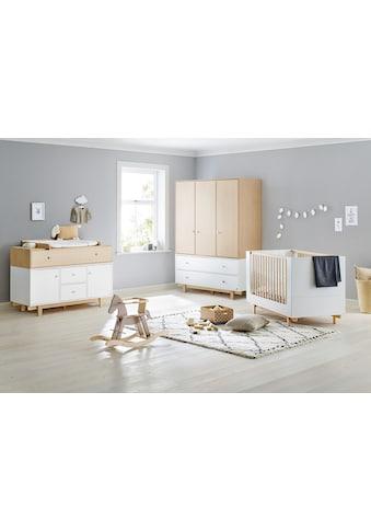 Pinolino® Babyzimmer-Komplettset »Boks«, (Set, 3 St.), extrabreit groß, 3-trg.; Made... kaufen