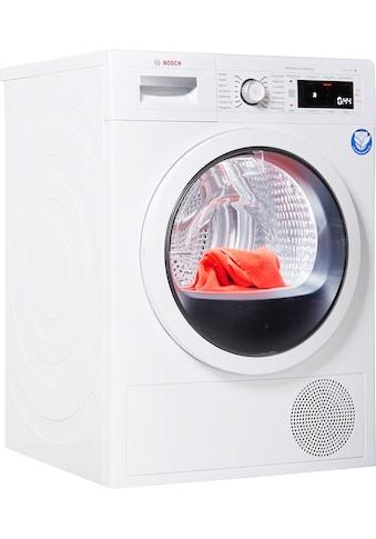 BOSCH Wärmepumpentrockner WTW87541, 9 kg kaufen