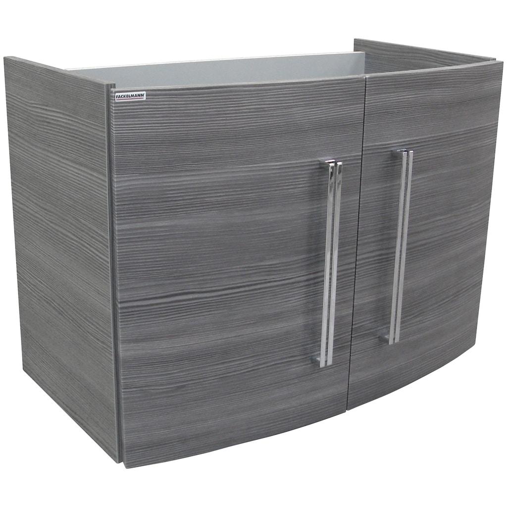 FACKELMANN Waschbeckenunterschrank »Lugano«, Breite 80 cm