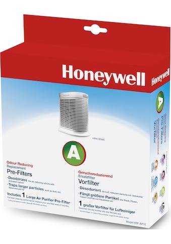 Honeywell Vorfilter HRF - AP1E, Zubehör für Honeywell Luftreiniger HPA100WE kaufen