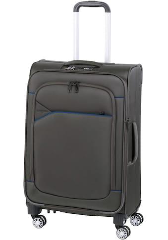 Hardware Weichgepäck-Trolley »SKYLINE 3000 M, ivy/dark blue«, 4 Rollen kaufen